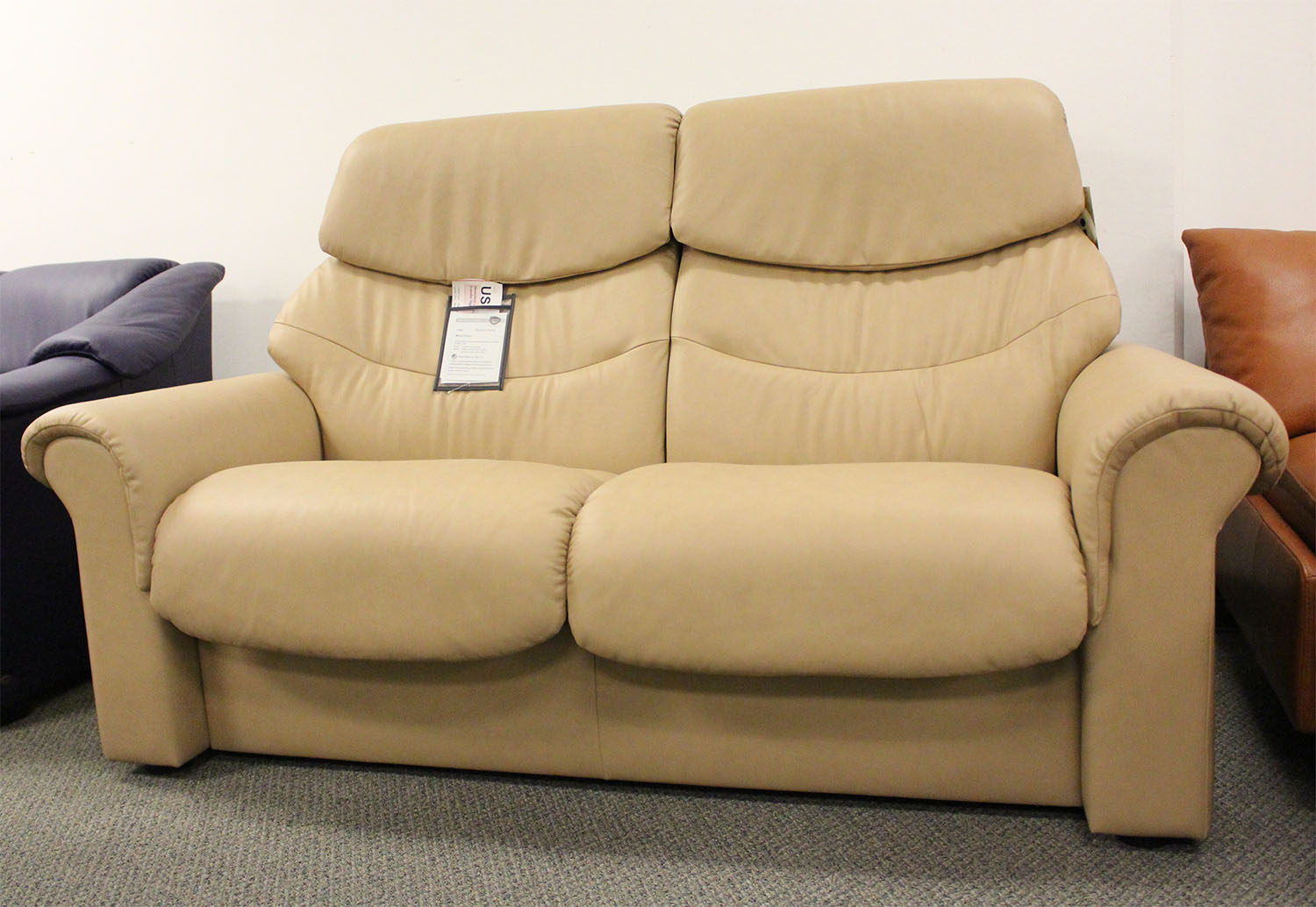 Ekornes Stressless Liberty High Back Sofa Ekornes
