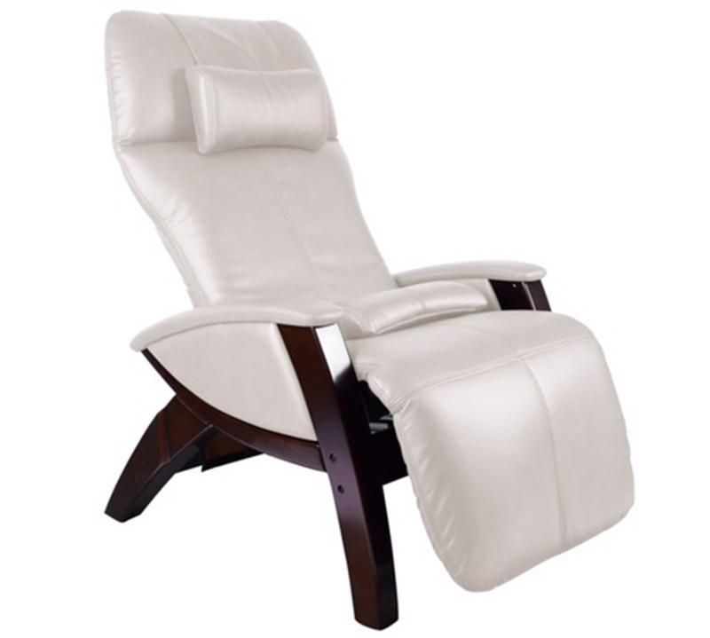 Superbe Ivory ZG 6000 Power Electric Zero Anti Gravity Recliner Chair.