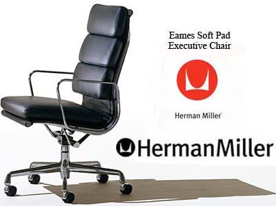 Eames Aluminum Group Soft Pad Office Task Desk Chairs by Herman Miller - Ergonomic Seating Aeron Chair by Herman Miller.  sc 1 st  Vitalityweb.com & Eames Aluminum Group Soft Pad Office Task Desk Chairs by Herman ...