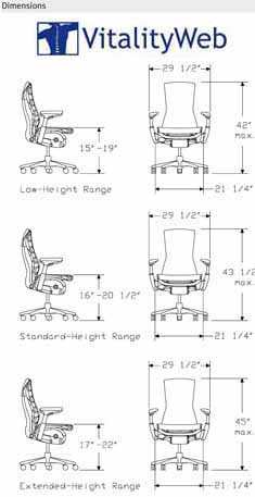 Herman Miller Embody Home Office Ergonomic Work Chair