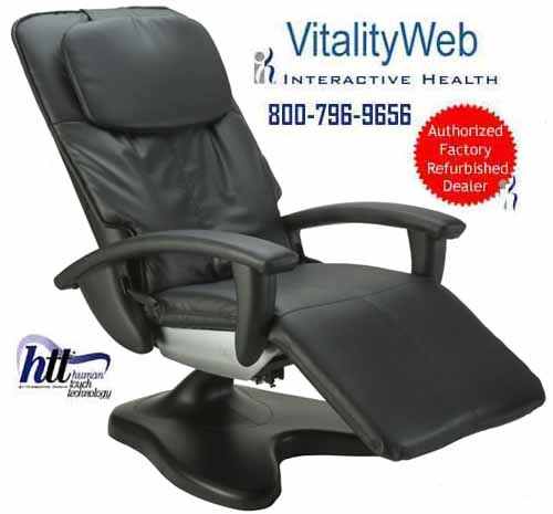 HT 095 Robotic Human Touch Massage Chair ...