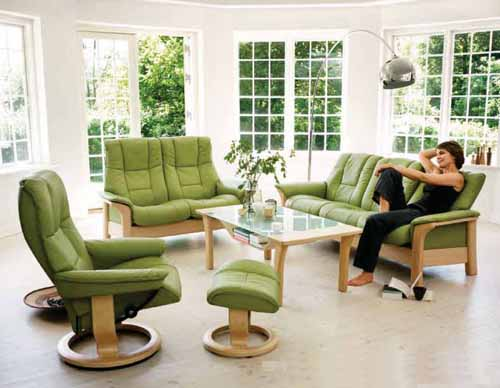 Stressless Recliners Chairs - Streeless Windsor Sofa Table and Mayfair Recliner in Paloma & Ekornes Stressless Chelsea Mayfair Kensington Recliner Chair ... islam-shia.org