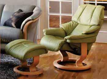 Ekornes Stressless Tampa Reno Vegas Recliner Chair Lounger