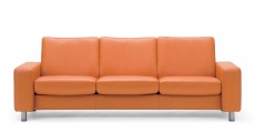Stressless Space Low Back Sofa, LoveSeat, Chair and Sectional by Ekornes
