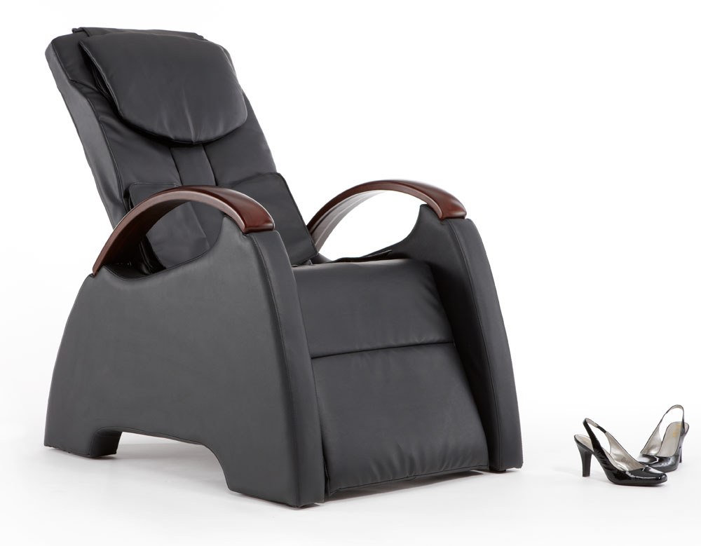 Ordinaire Electric Recline 571 Vinyl Zero Gravity Recliner Chair With Massage